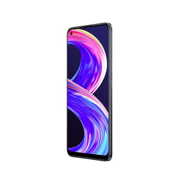 Realme 8 Pro 8/128GB Dual SIM kártyafüggetlen okostelefon - fekete (Android) - 2