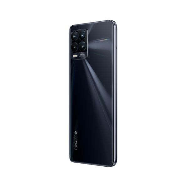 Realme 8 Pro 8/128GB Dual SIM kártyafüggetlen okostelefon - fekete (Android) - 6