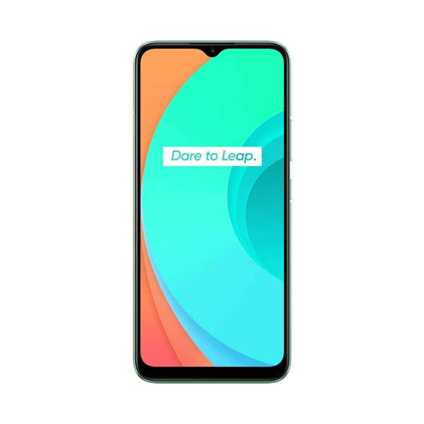 Realme C11 3/32GB Dual SIM kártyafüggetlen okostelefon - zöld (Android) - 1