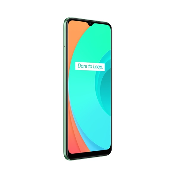 Realme C11 3/32GB Dual SIM kártyafüggetlen okostelefon - zöld (Android) - 2