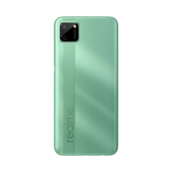 Realme C11 3/32GB Dual SIM kártyafüggetlen okostelefon - zöld (Android) - 3