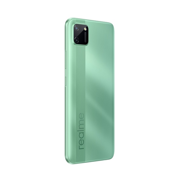 Realme C11 3/32GB Dual SIM kártyafüggetlen okostelefon - zöld (Android) - 4