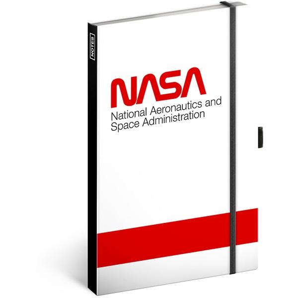 Realsystem NASA Worm 5416-NW keményfedeles notesz - 1