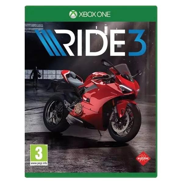 Ride 3 Xbox One játékszoftver - 1