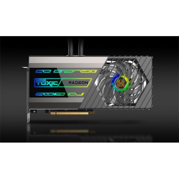 SAPPHIRE TOXIC RX 6900 XT Gaming OC Limited Edition AMD 16GB GDDR6 256bit PCIe videokártya - 1