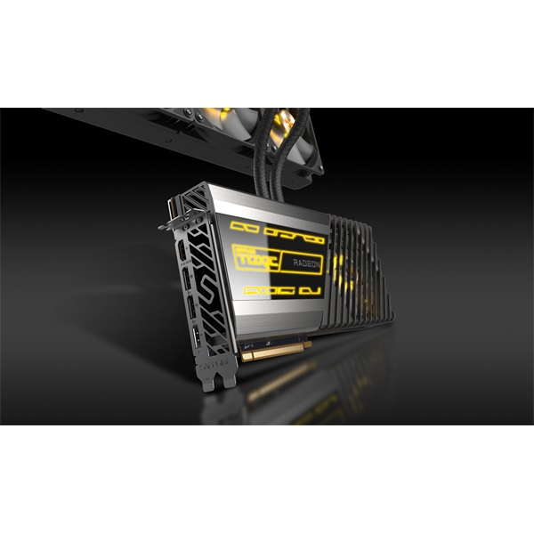 SAPPHIRE TOXIC RX 6900 XT Gaming OC Limited Edition AMD 16GB GDDR6 256bit PCIe videokártya - 4