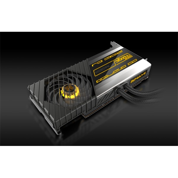 SAPPHIRE TOXIC RX 6900 XT Gaming OC Limited Edition AMD 16GB GDDR6 256bit PCIe videokártya - 7