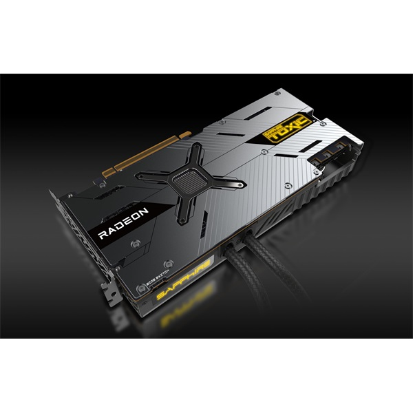SAPPHIRE TOXIC RX 6900 XT Gaming OC Limited Edition AMD 16GB GDDR6 256bit PCIe videokártya - 9