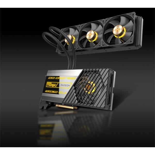 SAPPHIRE TOXIC RX 6900 XT Gaming OC Limited Edition AMD 16GB GDDR6 256bit PCIe videokártya - 11