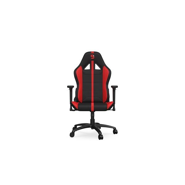SPC Gear SR400F fekete / piros gamer szék - 10