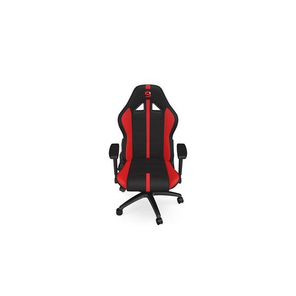 SPC Gear SR400F fekete / piros gamer szék - 12
