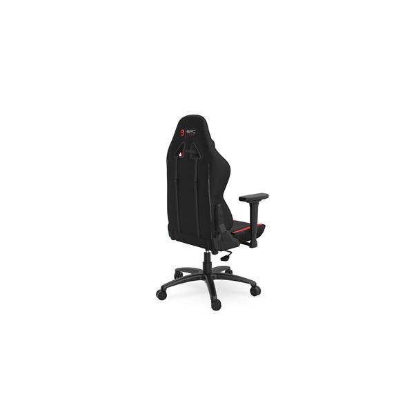 SPC Gear SR400F fekete / piros gamer szék - 15