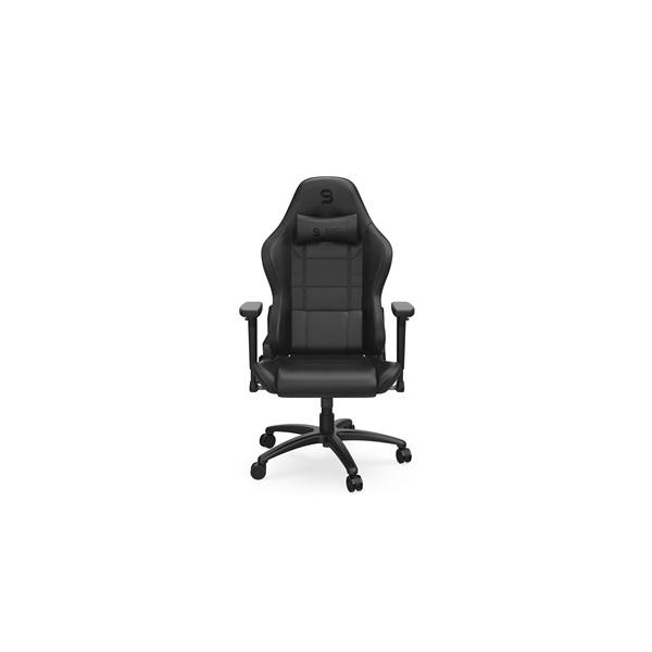 SPC Gear SR400 fekete gamer szék - 2