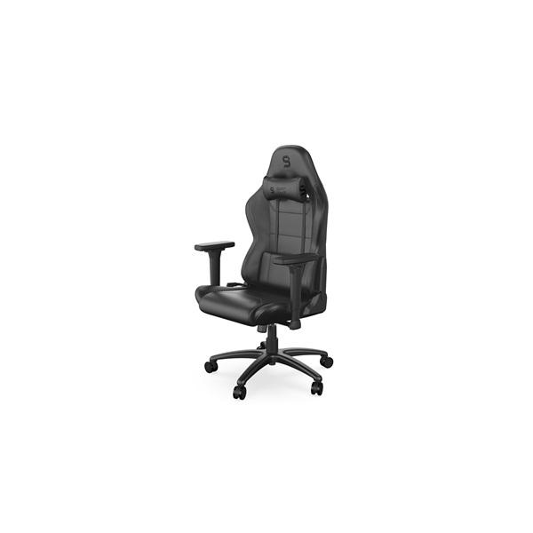 SPC Gear SR400 fekete gamer szék - 8