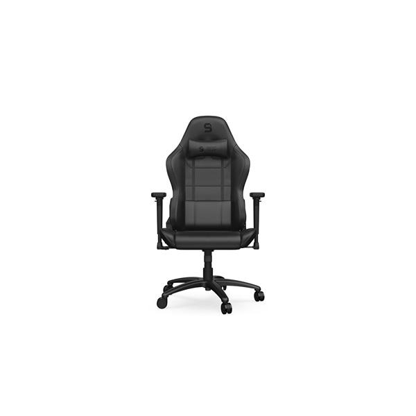 SPC Gear SR400 fekete gamer szék - 9