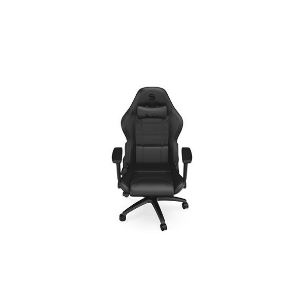 SPC Gear SR400 fekete gamer szék - 11