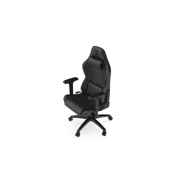 SPC Gear SR400 fekete gamer szék - 12