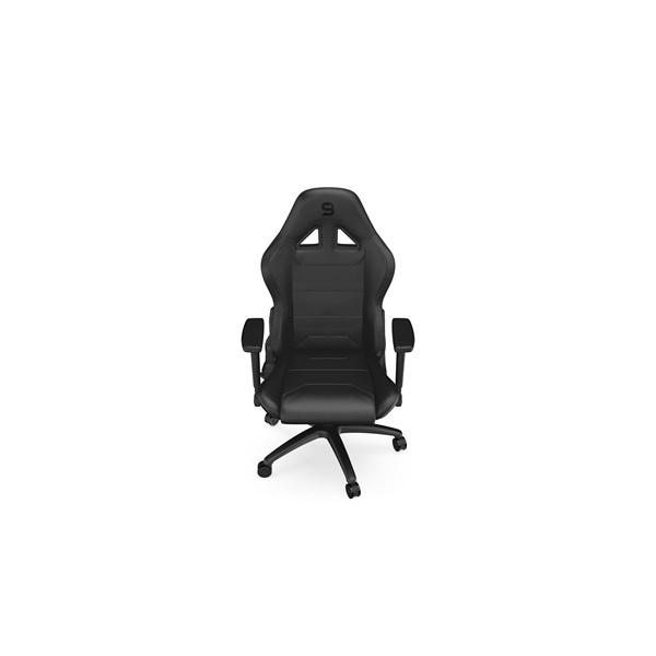 SPC Gear SR400 fekete gamer szék - 13