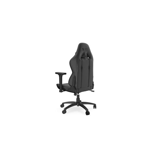 SPC Gear SR400 fekete gamer szék - 4