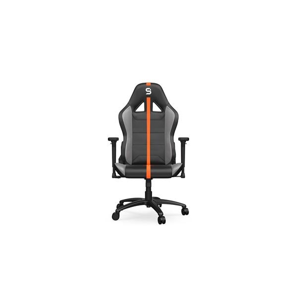 SPC Gear SR400 fekete / narancs gamer szék - 10