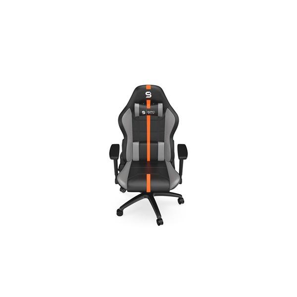SPC Gear SR400 fekete / narancs gamer szék - 11