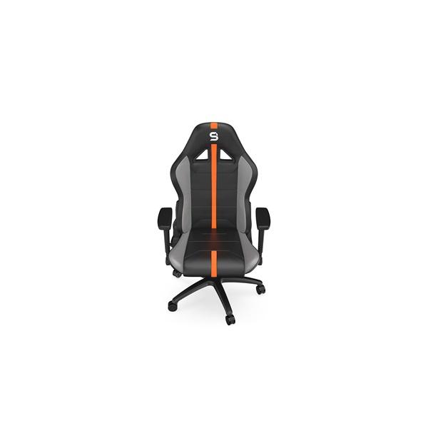 SPC Gear SR400 fekete / narancs gamer szék - 12