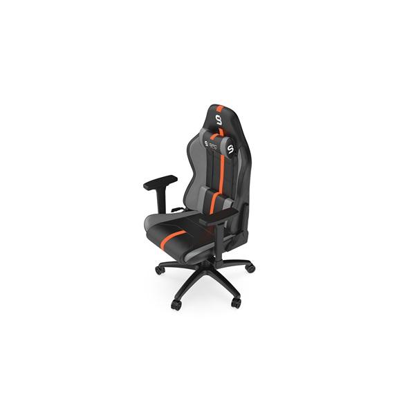 SPC Gear SR400 fekete / narancs gamer szék - 13