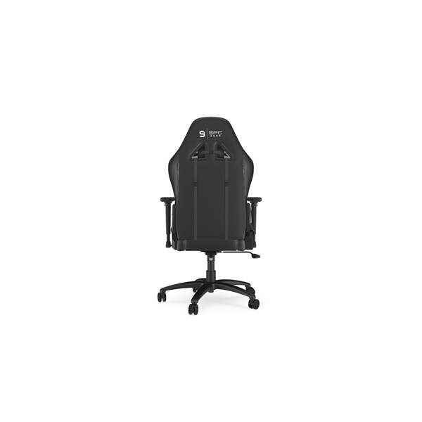 SPC Gear SR400 fekete / narancs gamer szék - 3