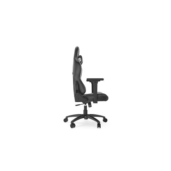 SPC Gear SR400 fekete / narancs gamer szék - 5