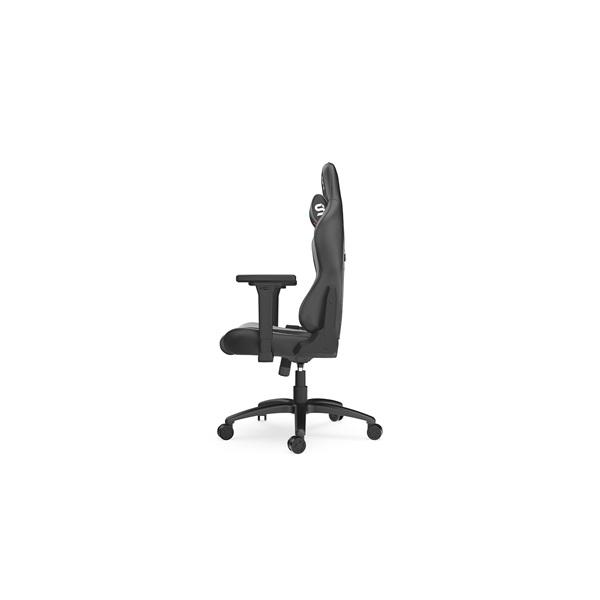 SPC Gear SR400 fekete / narancs gamer szék - 6