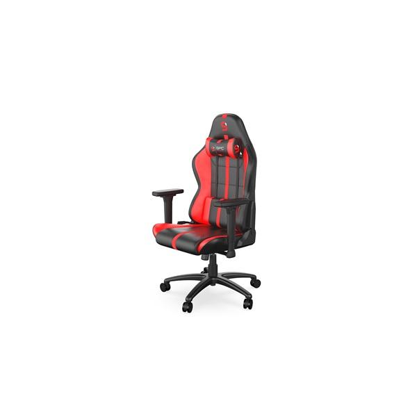 SPC Gear SR400 fekete / piros gamer szék - 8