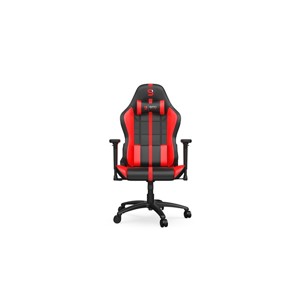 SPC Gear SR400 fekete / piros gamer szék - 9