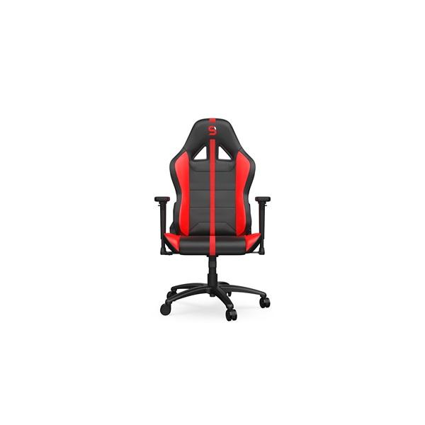 SPC Gear SR400 fekete / piros gamer szék - 10