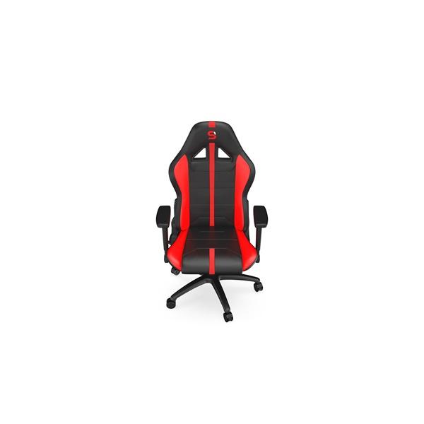 SPC Gear SR400 fekete / piros gamer szék - 12
