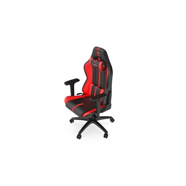 SPC Gear SR400 fekete / piros gamer szék - 13