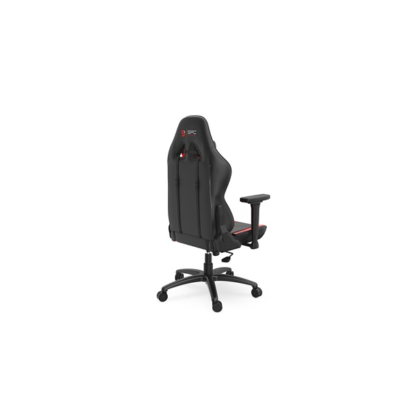 SPC Gear SR400 fekete / piros gamer szék - 15