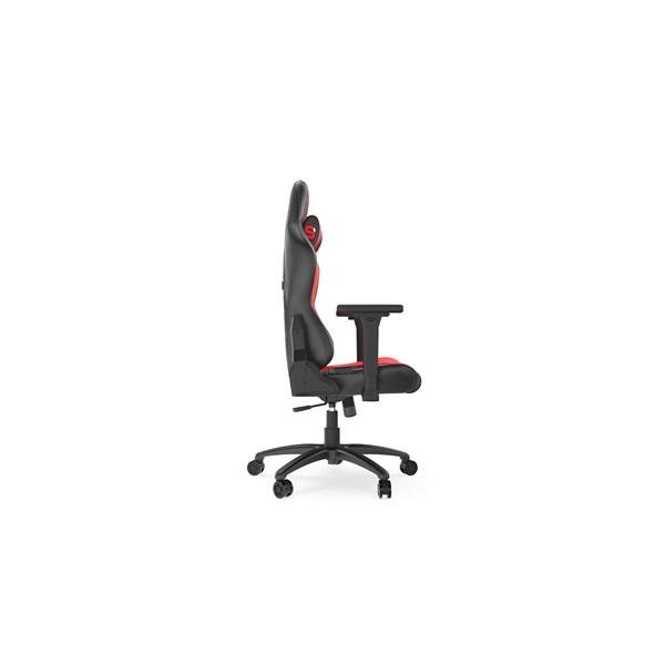 SPC Gear SR400 fekete / piros gamer szék - 3