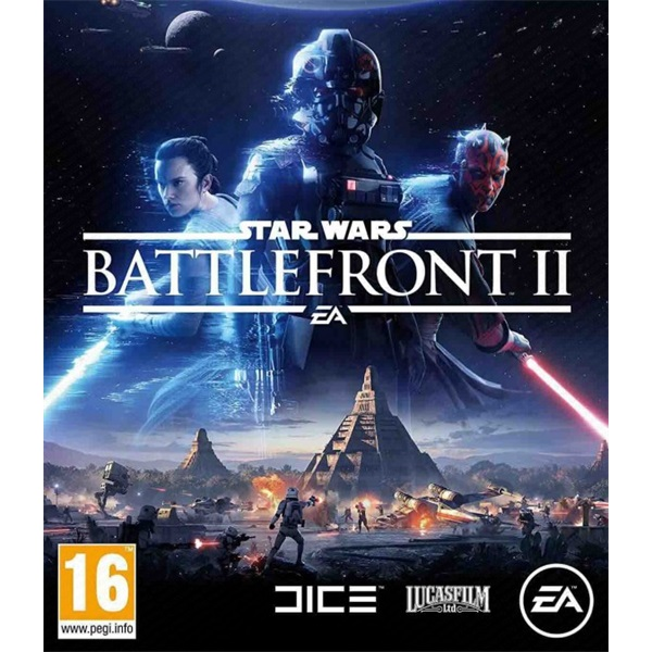 Star Wars Battlefront II XBOX One játékszoftver a PlayIT Store-nál most bruttó 15.999 Ft.