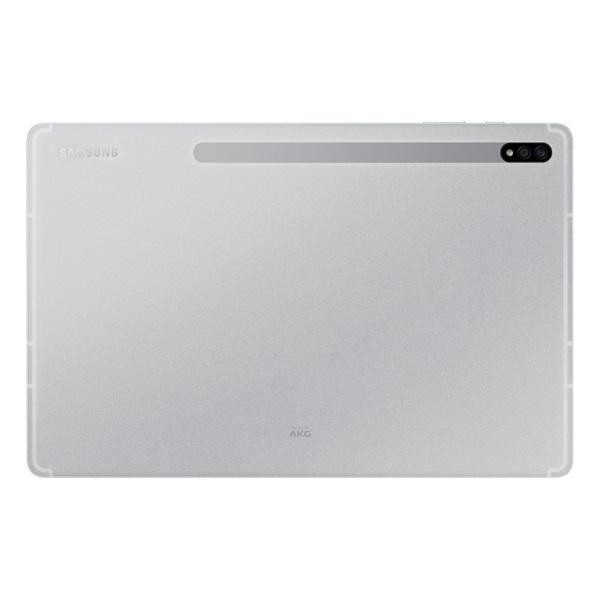 "Samsung Galaxy Tab S7 Plus (SM-T976) 12,4"" 128GB ezüst Wi-Fi + 5G tablet - 2"
