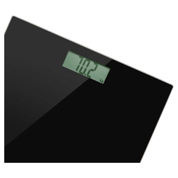 Sencor SBS 2300BK fekete személymérleg - 5