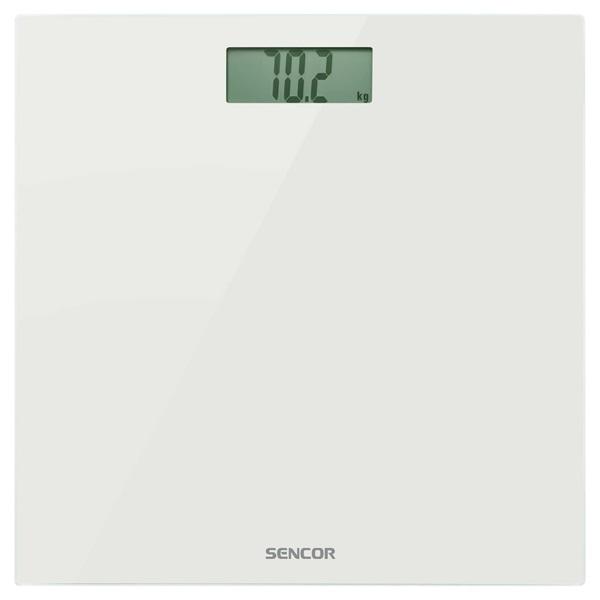 Sencor SBS 2301WH fehér személymérleg - 2