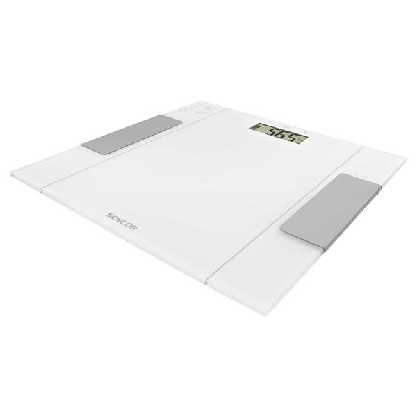 Sencor SBS 5051WH fehér fitnesz személymérleg - 4