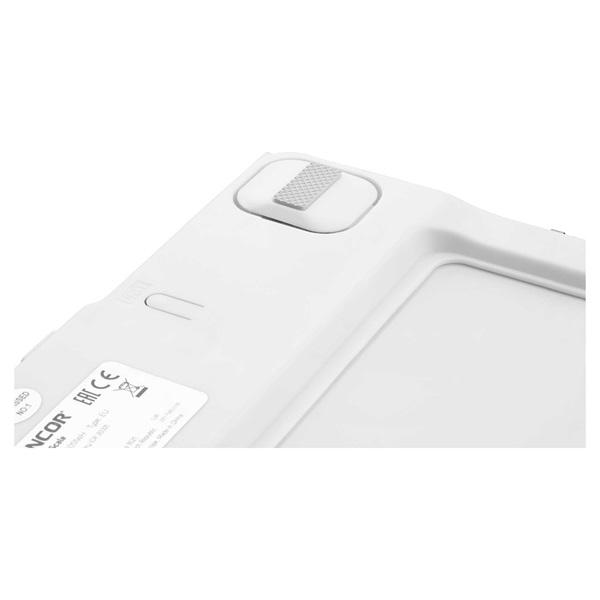 Sencor SBS 5051WH fehér fitnesz személymérleg - 6