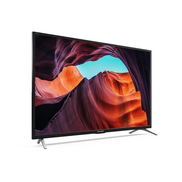 "Sharp 40"" 40BL5EA 4K UHD Android Smart LED TV - 3"