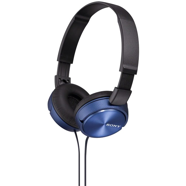 Sony MDRZX310L.AE kék fejhallgató a PlayIT Store-nál most bruttó 15.999 Ft.