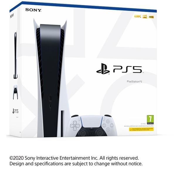 Sony PlayStation®5 B 825GB játékkonzol a PlayIT Store-nál most bruttó 15.999 Ft.