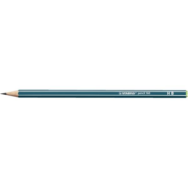 Stabilo 160 HB olajzöld grafitceruza - 1