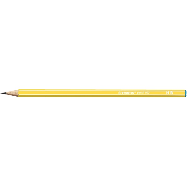 Stabilo 160 HB sárga grafitceruza - 1