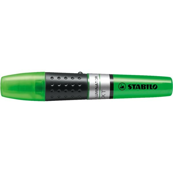 Stabilo Boss Luminator zöld szövegkiemelő - 1