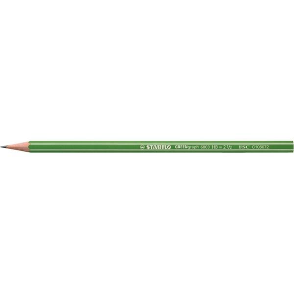 Stabilo Greengraph HB FSC grafitceruza - 1